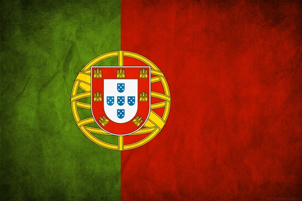 PORTUGAL Flag by Gabriel Oliveira