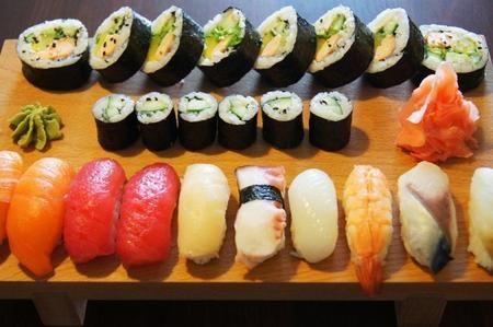 Frushi - Sushi alla frutta