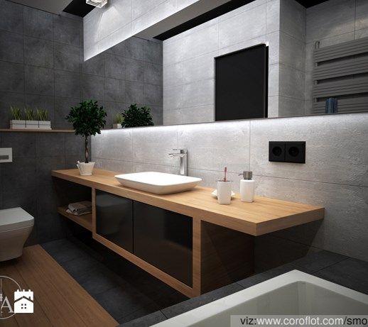 Łazienka styl Minimalistyczny - zdjęcie od Inter Adore