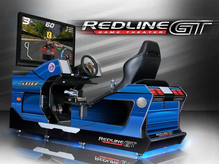 Chicago Gaming Company Redline GT Full Immersion Racing
