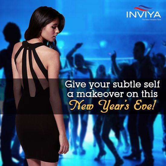 Rock the new year's party with #INVIYA® and welcome 2015 with zest! #NewYear2015 #Party2015 #INVIYAmovesYOU!