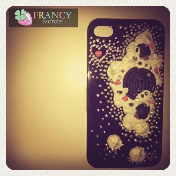 Handmade iPhone case