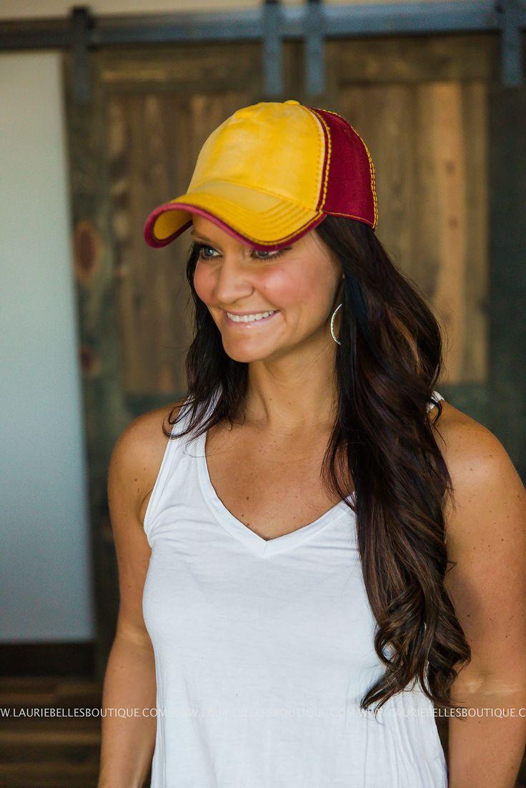Gameday Baseball Hat (Several Colors)