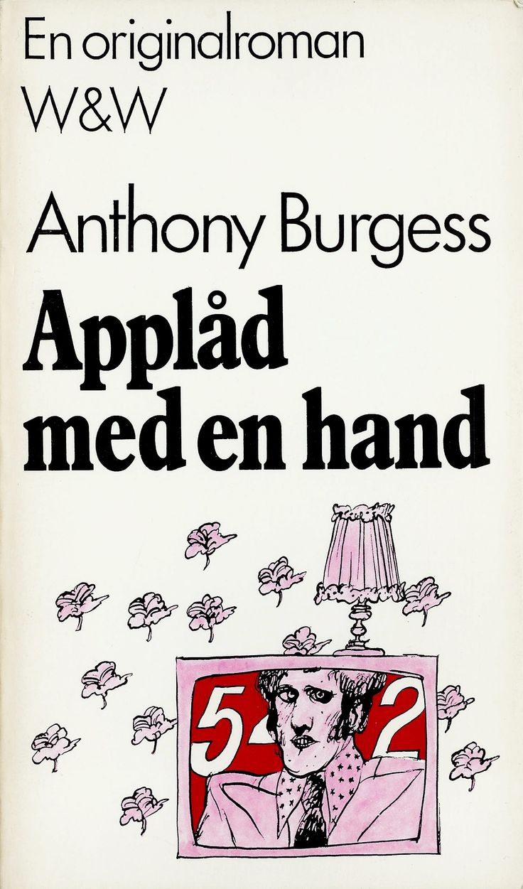 Original title: One Hand Clapping Cover by: Per Åhlin Printed: 1973