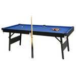 BigW Action Foldable 6ft Pool Table