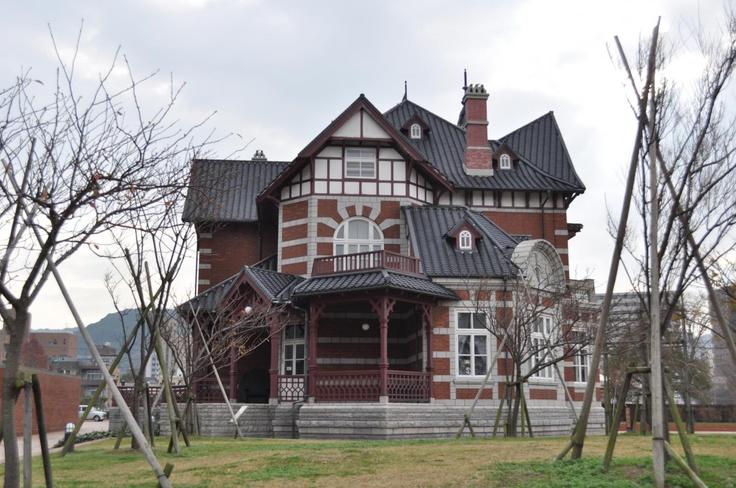 門司港レトロ・国際友好記念図書館  Memorial International Friendship library in Mojiko retro area