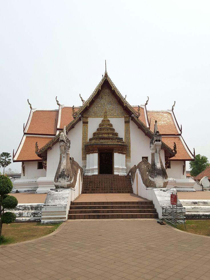 Wat Phumintr, Nan Province -Thailand