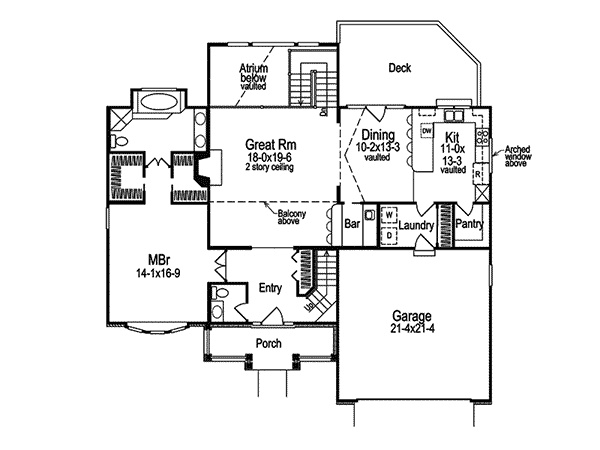 17 best images about house plans on pinterest 4 in shed for House plans and more com home plans