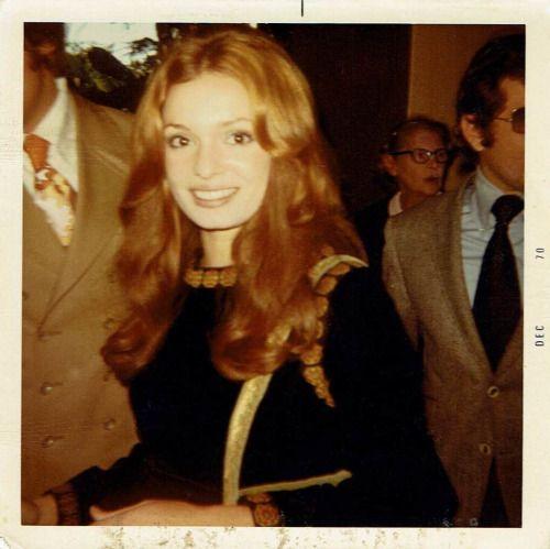 Actress Karen Valentine at the Golden Apple Awards, 1970.