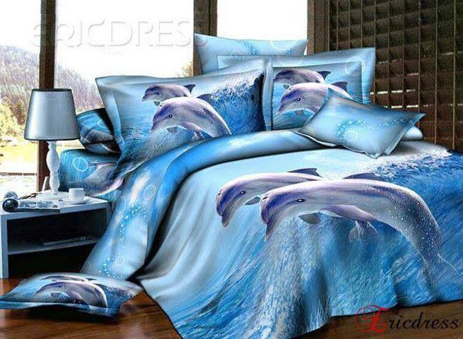 Nice Dolphin Decor