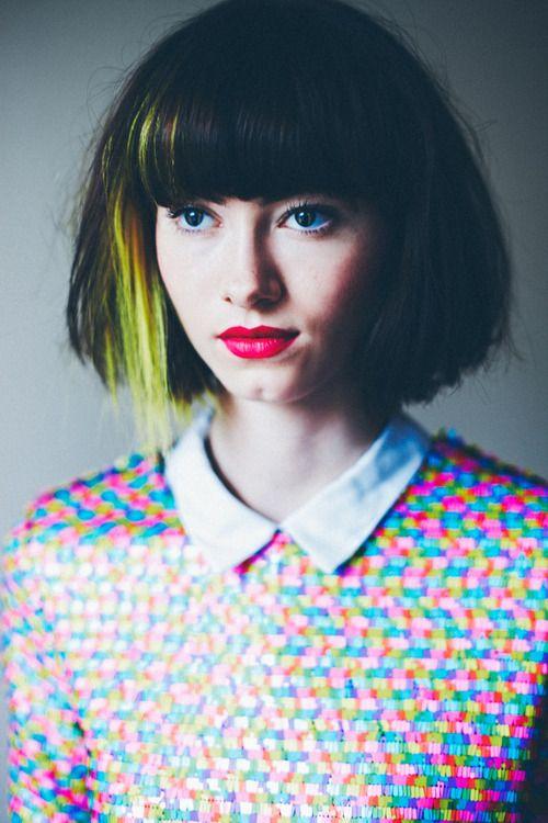 thewhitepepper: Styling by Toni Caroline Photography by Matt Lain Model Wears: TWP Spangle Crop Top