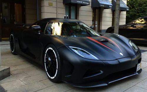 Want Koenigsegg Agera R Cars Pinterest Flats Black