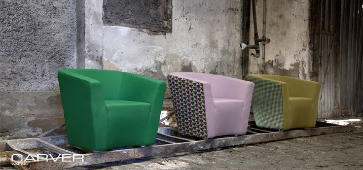 CARVER waiting furniture by Domingo