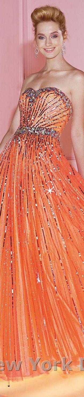 Alyce Paris Design - Tangerine