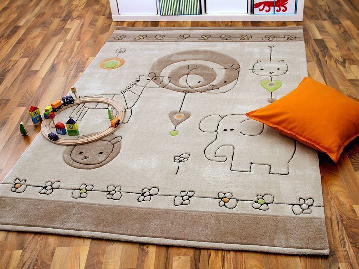 17+ best ideas about teppich kinder on pinterest - Kinderzimmer Teppich Beige