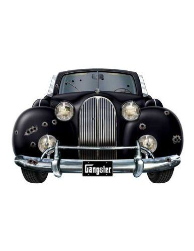 Gangster Car Cutout - Pack of 3: Amazon.co.uk: Toys & Games £ 5.97
