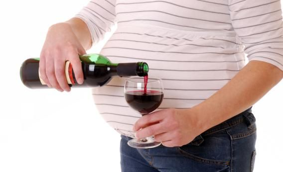 So, IS it okay to have an occasional glass of wine with dinner? Links to some relevant info...   I Wrote That It's OK to Drink While Pregnant. Everyone Freaked Out. Here's Why I'm Right.
