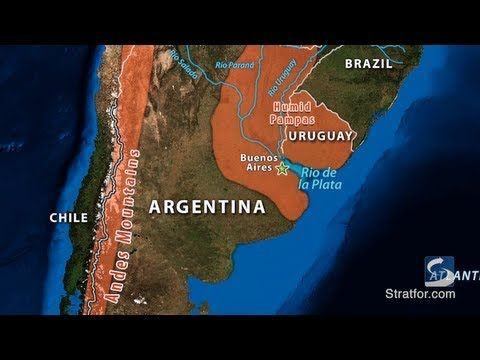 awsome analysis of Geographic Challenge faced by Argentina