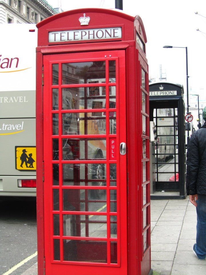 Has a visitor to London EVER skipped the phone booth picture? #London #England #Travel