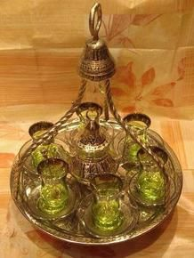 Classic Turkish Tea Set