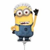 Mini Shape Minion / Despicable Me (Flat) $5.95 U29957