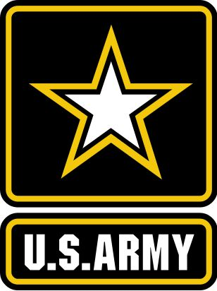 US Army logo - also for crafts