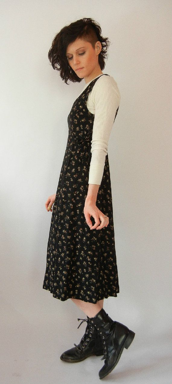 25+ best ideas about Vintage Black Dresses on Pinterest   Black halter dresses 50s style ...