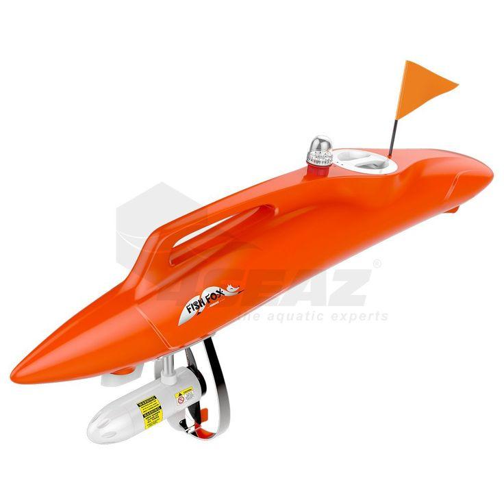 New remote control kontiki fishing tug boats sat n for Rc boats fishing