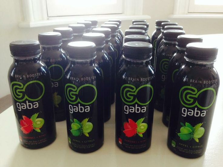 The GO gaba's arrived in Amsterdam!
