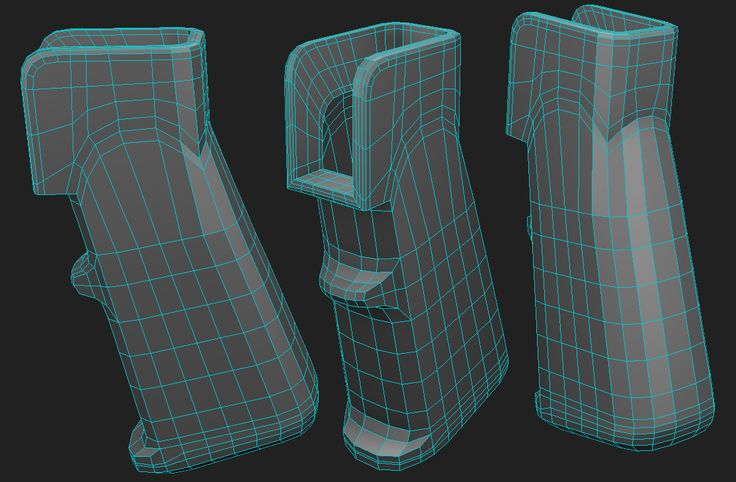 FAQ: How u model dem shapes? Hands-on mini-tuts for mechanical sub-d AKA ADD MORE GEO - Page 120 - Polycount Forum