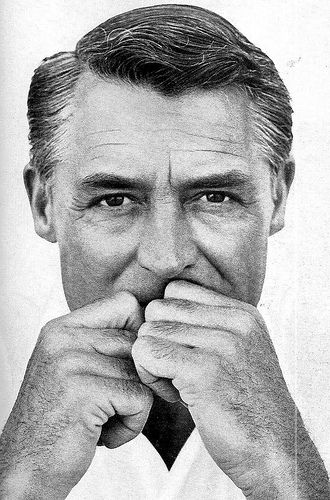Cary Grant, always reminds me of my grandpa, love his movies