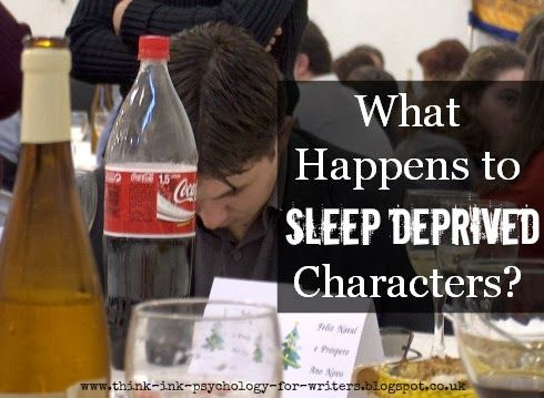 """What Happens to Sleep Deprived Characters? -- Be Warned! To find this page you will have to type """"Sleep Deprived Characters"""" into the search bar!!"""