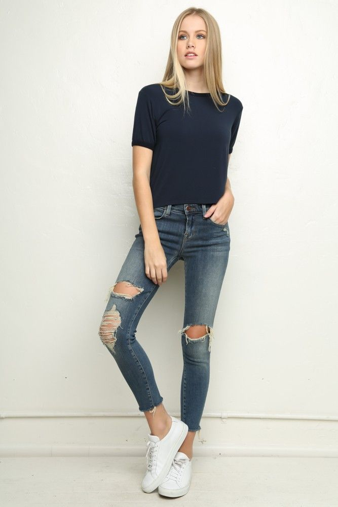 Brandy ♥ Melville | Nadine Top - Clothing
