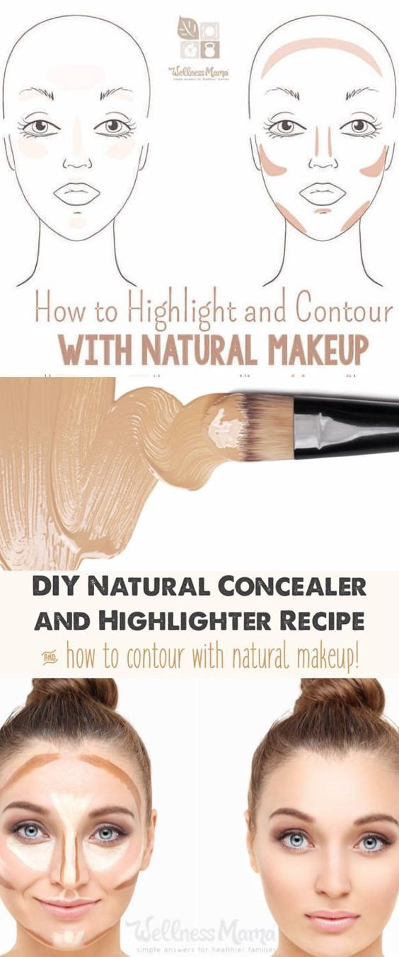 Ways to Look Younger in 10 Minutes or Less - Natural Concealer & Highlighter Recipe - Amazing Age Defying Home Remedies to Look Younger - Simple DIY Anti Aging Skincare Techniques that Prevent Wrinkles and Make You Look 10 years Younger - You Won't Believe How Well These Natural Show You How To Get Rid of Sagging Skin - thegoddess.com/quick-anti-aging-tips