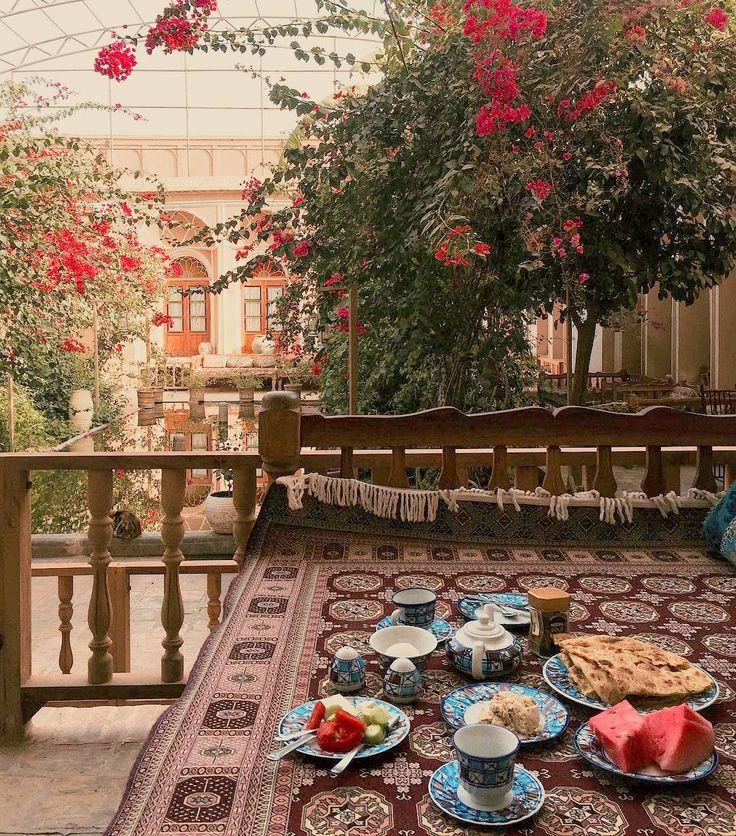 Kohan Traditional Hotel, Yazd, Iran