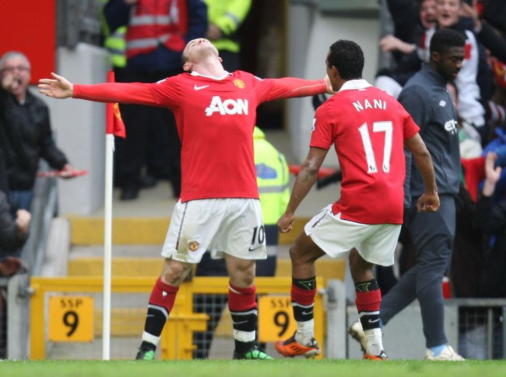 Video: Rooney goals vs Manchester City - Official Manchester United Website