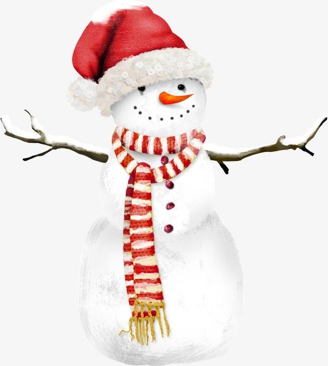 Snowman Snowman Clipart Cartoon Snowman Png Transparent Clipart Image And Psd File For Free Download Watercolor Christmas Cards Snowman Decorations Snowman Clipart