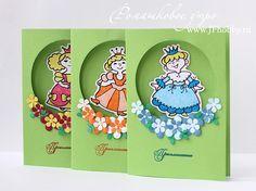 Ромашковое утро: Приглашения на День Рождения принцессы