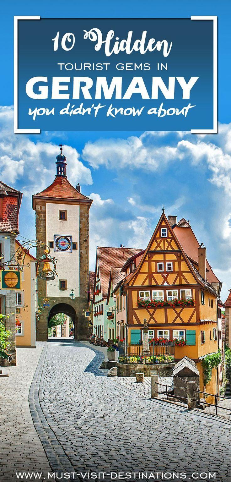 Best Visit Germany Images On Pinterest Germany Travel - 41 secret incredible destinations need visit