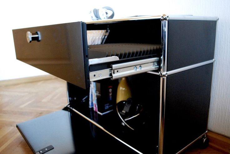 USM Haller Lowboard - Phonomöbel - neuwertiger Zustand ! | eBay