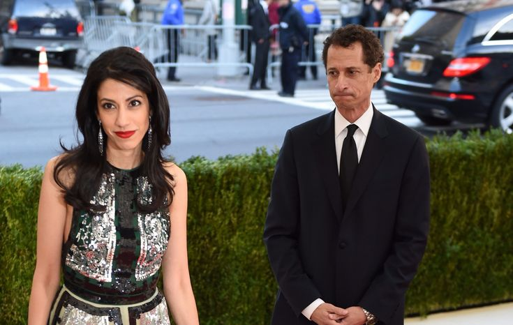 Anthony Weiner And Huma Abedin Will Settle Divorce Out Of Court - Forward