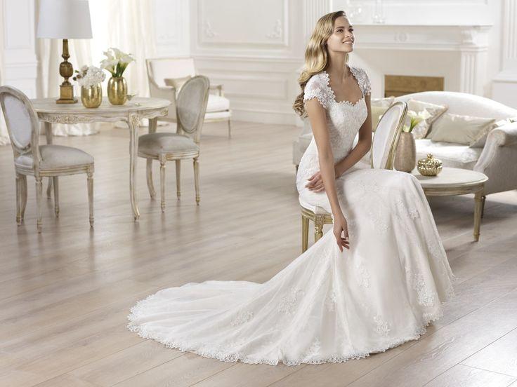 Omaya - Pronovias 2014 - Esküvői ruhák - Ananász Szalon - esküvői, menyasszonyi és alkalmi ruhaszalon Budapesten