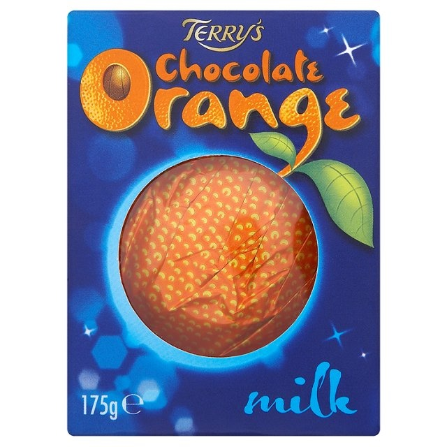 Terry's Milk Chocolate Orange at Ocado - the classic stocking filler!