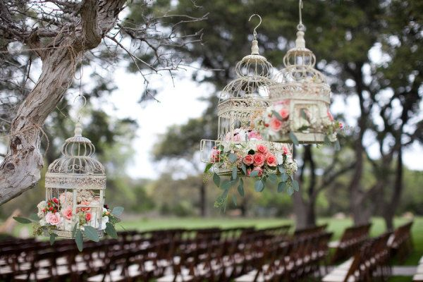 bird cages   Photography by nicolechatham.com, Floral Design by petalpushers.us, Wedding Coordination by coordinatethis.com