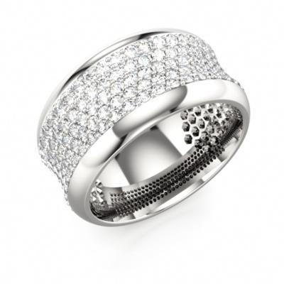 I do! Modern Eternity Band.     #Diamonds. #Eternity Band.   #Wedding abnd.