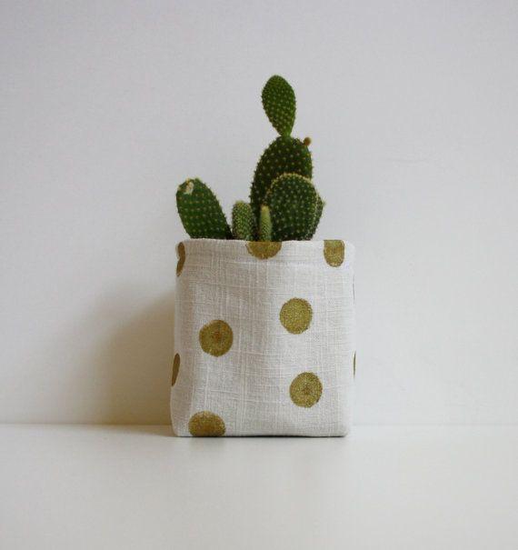 Fabric Storage Basket by NestaHome   Etsy