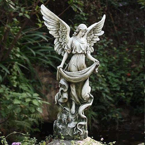 Angel Statues | My Garden Gifts U003e Angel Statues, Sculptures And Gifts U003e  Angels