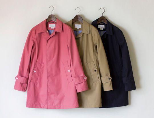 Nanamica - Soutien Collar Coat - GORE-TEX® products