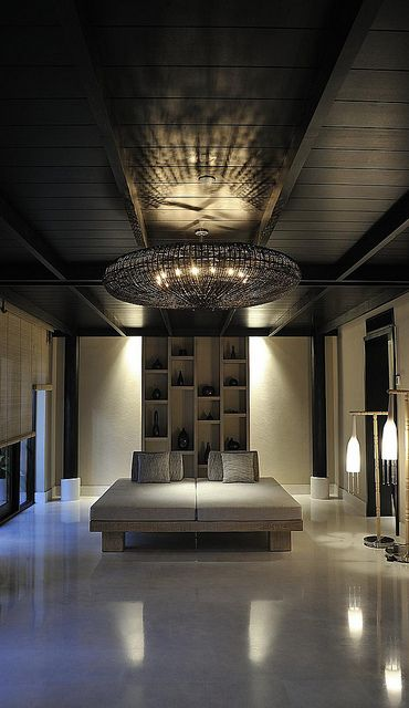 Le Meridien Chiang Rai Resort, Thailand—Parvati Spa - Treatment Room