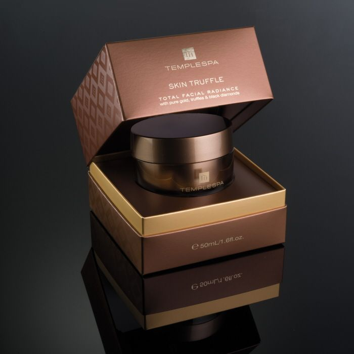 Luxury Skin Truffle Packaging Templespa by John Asbridge at Coroflot.com